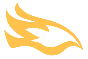 CMU Blazers Flame Logo
